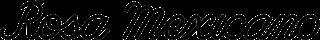 Rosa Mexicano restaurant logo