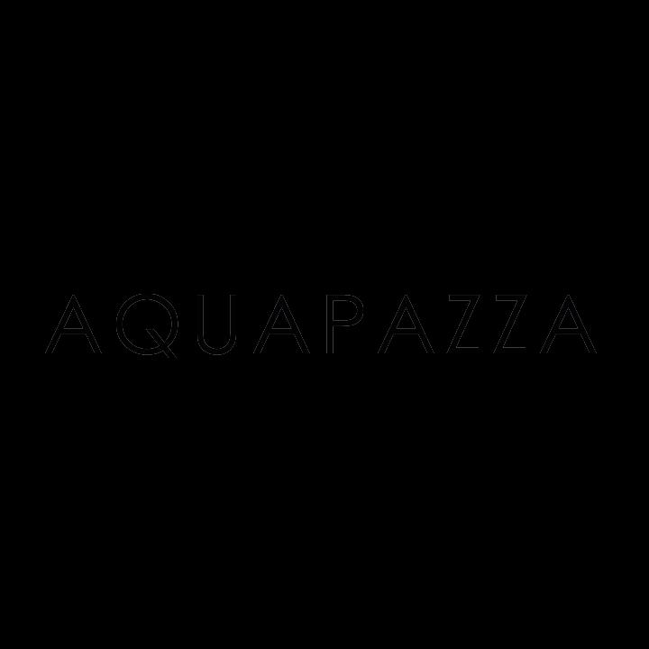 Aquapazza restaurant logo