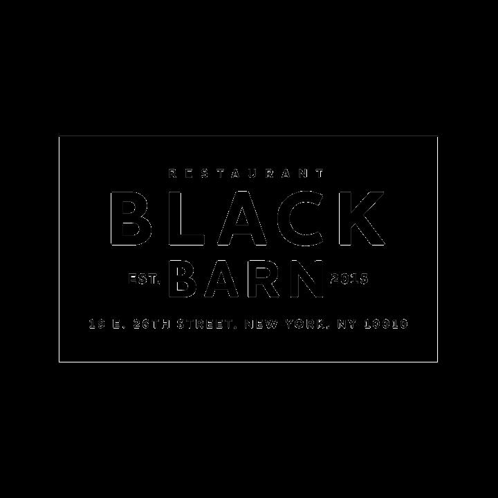 Black Barn restaurant logo