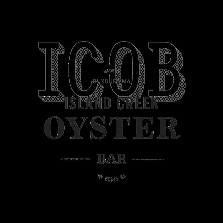 Island Creek Oyster Bar restaurant logo